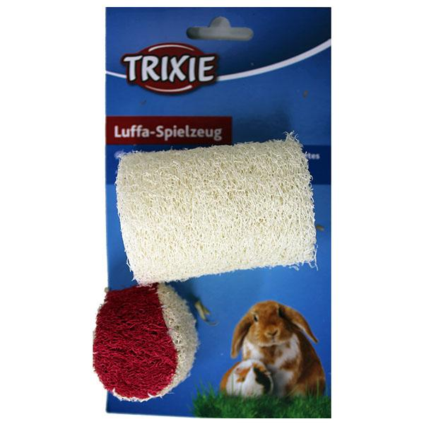 Toy for rabbits and guinea pigs